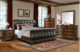 Palmer Sleigh Bedroom