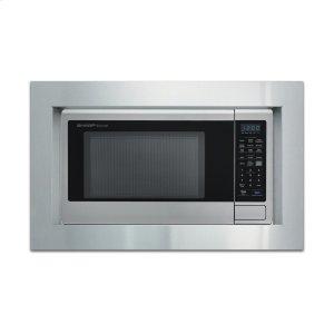 "Sharp Appliances30"" Built-in Microwave Oven Trim Kit"