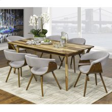 Mira/Holt 7pc Dining Set