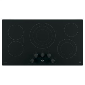 "GE ProfileSeries 36"" Built-In Knob Control Cooktop"