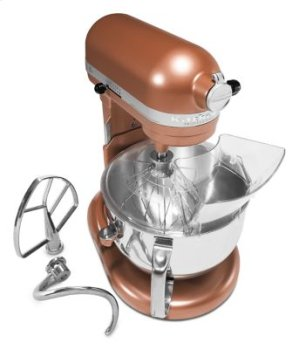 Pro 600 Series 6 Quart Bowl-Lift Stand Mixer - Copper Pearl