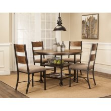 CR-W3075  5 Piece Dining Table Set