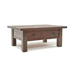 Oak Haven - 1 Drawer Coffee Table