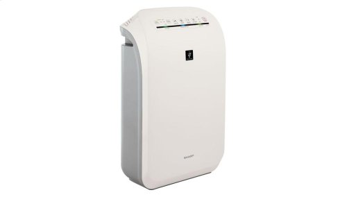 Sharp HEPA Air Purifier with Plasmacluster® Ion Technology for Medium Rooms