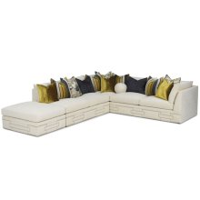 Conner Sectional - Custom Nail Treatment