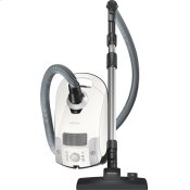 canister vacuum cleaners With high suction power and telescopic tube for thorough, convenient vacuuming.