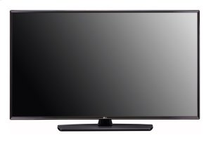 """43"""" Commercial Lite Guestroom TV with Commercial Grade Stand"""