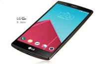 LG G4 T-Mobile in Genuine Leather Brown