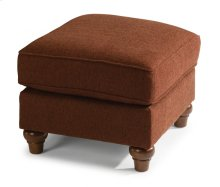 Killarney Fabric Ottoman
