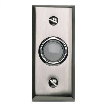 Mission Door Bell - Brushed Nickel