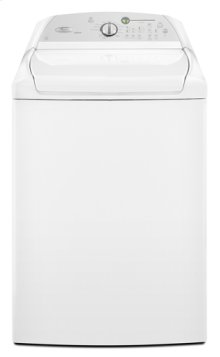 White Whirlpool® ENERGY STAR® Qualified Cabrio® 5.0 cu. ft. HE Top Load Washer