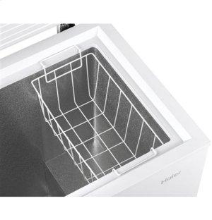 5.0 Cu. Ft. Capacity Chest Freezer