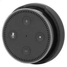 Black SANUS Speaker Mount Designed for Echo Dot
