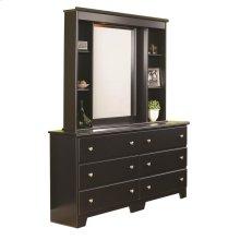 "6-Drawer Dresser 57"""