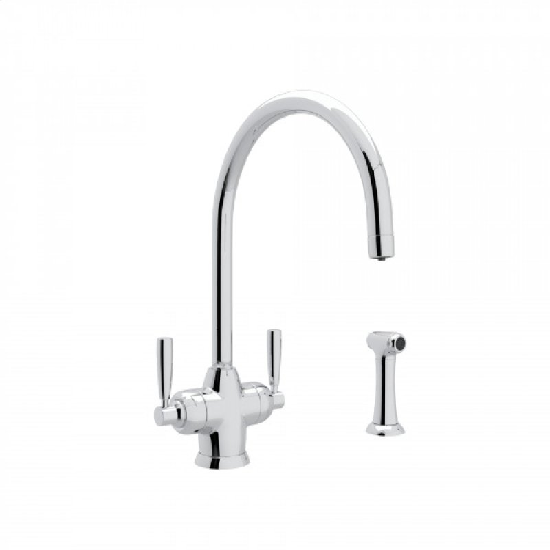 U1535lsapc2 In Polished Chrome By Rohl In Scarsdale Ny Polished