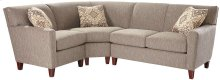 Hickorycraft Sectional (7864-Sect)