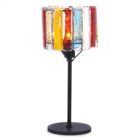 Multicolor Table Lamp