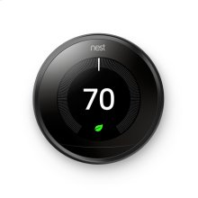 Nest Learning Thermostat - 3rd generation, Black