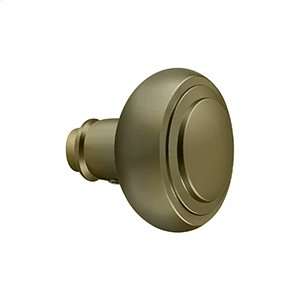 Accessory Knob for SDL688, Solid Brass - Antique Brass