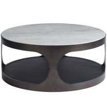 Magritte Round Cocktail Table