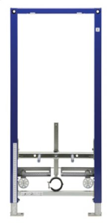 Duofix carrier installation frame for wall-hung bidet, height 44 in (112 cm)