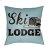 "Additional Lodge Cabin LGCB-2042 22"" x 22"""