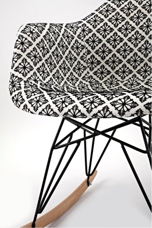 Claudia Rocking Accent Chair