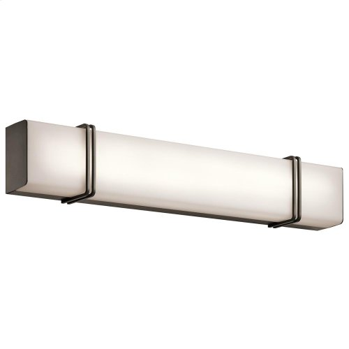 "Impello Collection Impello 30"" Linear LED Bath Light OZ"