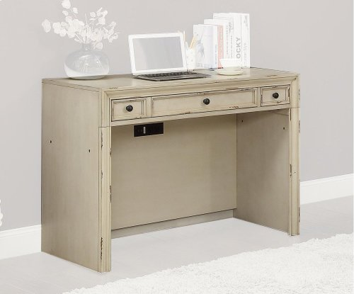 "42"" In-wall Desk"