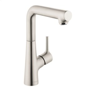 Brushed Nickel Talis S 210 Single-Hole Faucet, 1.2 GPM