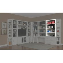 Catalina 40 in. Library Hutch