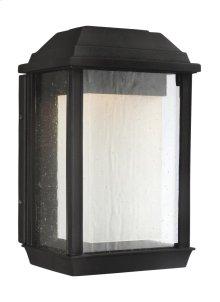 1 - Light Outdoor Wall Lantern