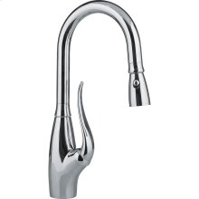 Tulip FFBP2400R Polished Chrome