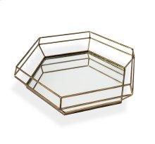 Lacey Hexagonal Tray
