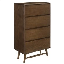 Talwyn Wood Chest in Chestnut