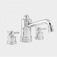 2800 Series Roman Tub set with Regent X Handle (available as trim only P/N: 1.285477T)