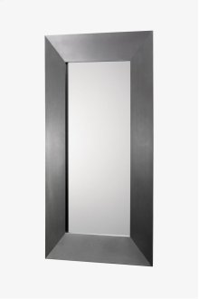 "Hamlet Stainless Steel Rectangular Wall Mounted Stationary Mirror 20"" x 32"" x 1"" STYLE: TTMR12"
