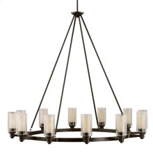 Circolo Collection Circolo 12 Light Chandelier - OZ