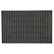 """60"""" x 91"""" Rectangular Dining Top with Hole"""