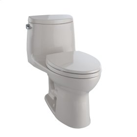 UltraMax® II One-Piece Toilet, Elongated Bowl - 1.28 GPF - Sedona Beige