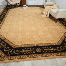 Vallencierre Va35 Bgebk Rectangle Rug 2' X 3'