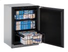 """Modular 3000 Series 24"""" Freezer With Integrated Solid Finish and Field Reversible Door Swing Product Image"""