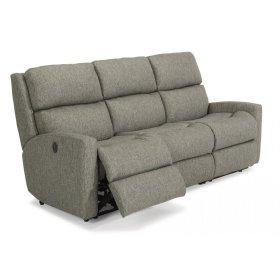 Catalina Fabric Power Reclining Sofa