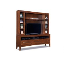 Catalina HDTV Unit with Hutch with 54'' TV Opening