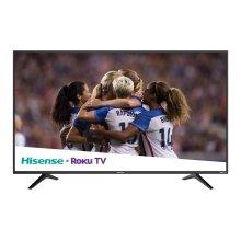 "55"" class R6 series - 2018 Model Hisense Roku TV 55"" class R6E (54.6"" diag.) 4K UHD TV with HDR"