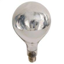 Big Base Bulb Light Bulb  Silver