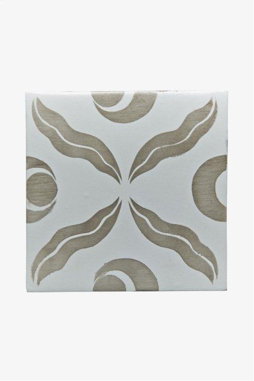 "RedBank Decorative Field Tile Cintimani 6"" x 6"" STYLE: RNFD08"