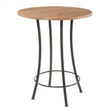 Bistro Iron Bar Table
