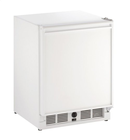 """Ada Series 21"""" Ada Combo® Model With White Solid Finish and Field Reversible Door Swing (115 Volts / 60 Hz)"""