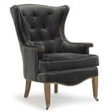 Estate Wing Chair (charcoal)